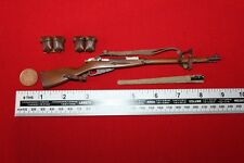 ALERT LINE 1/6TH SCALE WW2 RUSSIAN SOVIET MOSIN-NAGANT M91 WITH POUCHES AL100015