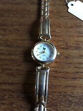 Ladies LIP Gold Coloured Watch & Band  W455/6
