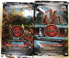 Chaotic Zenith Of The Hive Booster Box LOT Of 24 Packs For Card Game TCG CCG