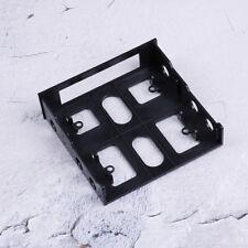 "3.5"" to 5.25"" Drive bay computer case adapter mounting bracket usb hub flo WW"