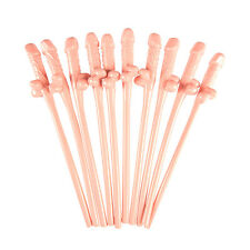 10 x WILLY STRAWS WILLY STRAW HEN PARTY ACCESSORIES GIFT BAG FAVORS