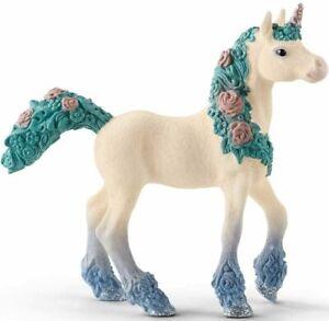 Schleich Flower Unicorn Foal (70591)