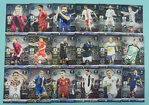 Panini Adrenalyn XL Road to Uefa Euro 2016 Limited Edition aussuchen to choose