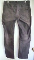 WILLIAM RAST Jeans Sz 30 Men Button-Fly Distressed Gray Jake Straight w/Fit