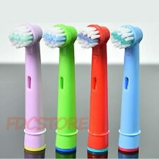 4pcs Replacement Tooth Brush Heads for kids child For Oral-B ElectricToothbrush