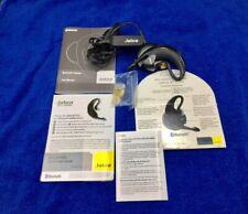 Jabra FreeSpeak Bt250v Vibrating Bluetooth Headset- Charger Manuals&info sheets
