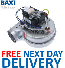 Baxi Solo 2 30 40 50 60 Pf Fan Only 229421 230153BAX Free Delivery *NEW*