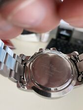 Lucien Piccard 27022BR Water Resistant Stainless Steel Sapphire Crystal Watch