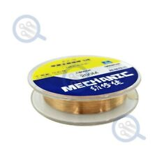 0.02mm Jumper Wire (Uncoated) Mechanic FX-9 for Microsoldering