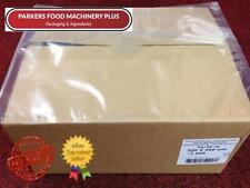 500 x Vacuum Pouches 350 x 450mm (70 micron) Butchers Food bags - Vacuum bags