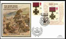 GB 2006 Victoria Cross Boer Wars Battle of Colenso FDC Benham BSSp06147