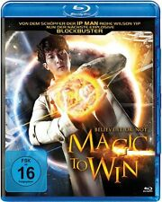 Magic to Win von Wilson Yip ( Ip Man, Flash Point ) Jacky Wu, Louis Koo BLU-RAY