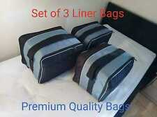 PANNIER LINERS INNER BAGS TOP BOX FOR BMW VARIO R1200GS F800GS F650GS EXPANDABLE