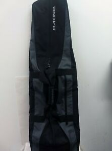 Dakine 165cm Snowboard Carrier Storage Case Back Pack Zippered Handles Black