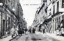 CPA 39 DOLE RUE DE BESANCON (BELLE ANIMATION