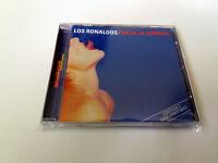 """LOS RONALDOS """"SACA LA LENGUA"""" CD 13 TRACKS COMO NUEVO"""