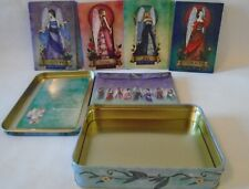 Inspirational Angels Greeting Cards Envelopes Love Joy Courage Wisdom Tin Tarot