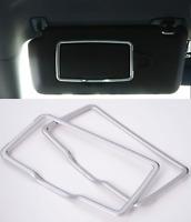 Mercedes Benz A C CLA GLC GLE ML GLA W205 X204  mirror surround cover chrome 2x
