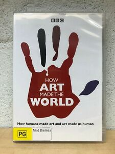 How Art Made The World DVD BBC RARE Documentary - ALMOST 5 HOURS ! Region 4 Aust