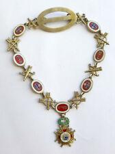 Spanien --Orden de Isabel la Católica-- Miniatur der Kollane RAR