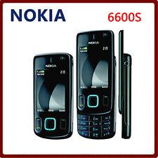 Nokia 6600 Slide - Black (Unlocked) Cellular Phone