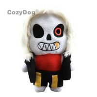 Undertale 11'' Sans Ghost Zombie Plush Figure Soft Stuffed Doll Toy Kids Gift