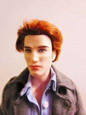 The Twilight Saga Barbie Collector Twilight Edward Doll Excellent Condition
