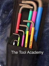 Wera Tools COLORATO esagonale brugola chiavi AF Imperial 0.2cm - 1cm in ATTREZZO