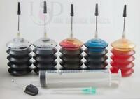 5x30ml Premium Refill ink for Canon PG-240 CL-241 MG2120 MG3120 MG4120 MG2220