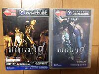 BIOHAZARD 0 Japan Gamecube Nintendo GC with Box and manual 107