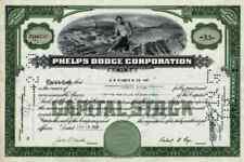 Phelps Dodge Freeport McMoRan Molybdän Bergbau Kupfer Morenci Sierrita Tyrone 57