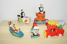 Vintage 1994 McDonald's ANIMANIACS 5 Happy Meal Toys Used