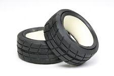 Tamiya 1:10 Profil-Reifen Racing 24,5mm (2) #51023