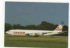 Tarom, Romania Boeing B707-321C Aviation Postcard, A756