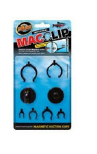Zoo Med MagClip Magnet Suction Cups Heater Holders Tubing Tube in USA
