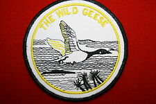 5 COMMANDO MIKE HOARE MERCENARY CLOTH PATCH BADGE WILD GEESE