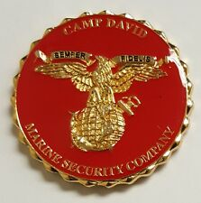 POTUS Presidential Retreat Camp David MSG-Det Marine Security Company