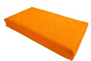 PL05-TAILOR MADE Orange Outdoor Waterproof Umberlla Patio sofa seat cover