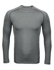 "Rhino Skin - Thermowear Base Layer ""Heather Grey"" S/M Uk Size (Brand New/Sealed)"