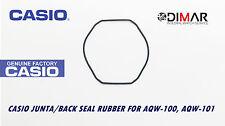 CASIO GASKET/ BACK SEAL RUBBER, FOR MODELS AQW-100, AQW-101