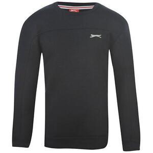 Slazenger Junior Boys Casual Size 13 yrs XLB  Fleece Crew Sweatshirt Top A622-6