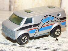 Vintage Matchbox Lesney England Chevy Van № 68 Scale:? Toy Car 1979