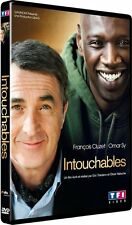 INTOUCHABLES (Omar Cyr) french audio only -  DVD - PAL Region 2 - New