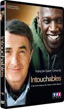 INTOUCHABLES (Omar Cyr) français audio uniquement - DVD - PAL Region 2 - Neuf