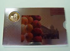 Schweiz Kursmünzensatz KMS 2011 PP mit 10 sfr. Berner Zibelemärit 18,85 sfr