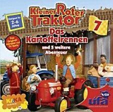 """KLEINER ROTER TRAKTOR """"TEIL 7 DAS..."""" CD HÖRSPIEL NEU"""