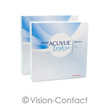 Johnson & Johnson - 2x 1-Day Acuvue TruEye - 90er Box
