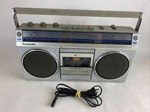 Panasonic RX-4940 AM/FM Stereo Cassette Recorder Player