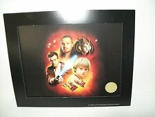 Star WarsThe Phantom Menace Official Lithograph 2000 New