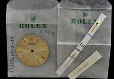 Rolex original champagne dial for O.P. 31mm 6751 new old stock w/hands 046
